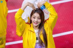 I Have A Crush, Having A Crush, Euna Kim, Kim Min Hee, Cube Entertainment, Pink Princess, Pop Group, Minnie Mouse, Rain Jacket