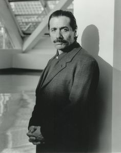 "Edward James Olmos (born February 24, 1947) is a Mexican American actor. I have always had this strange "" thing"" for him."