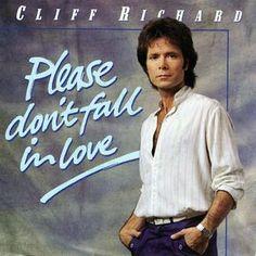 Cliff Richard - Please Don't fall In Love - Vinyl Clocks