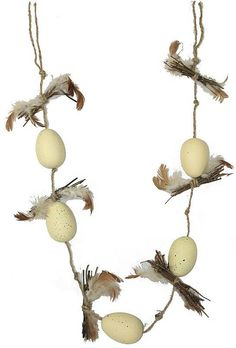 Girlanda z vajíček