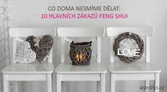 Co doma nesmíme dělat: 10 hlavních zákazů feng shui