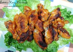 Bobbi's Kozy Kitchen: Sriracha Hot Wings