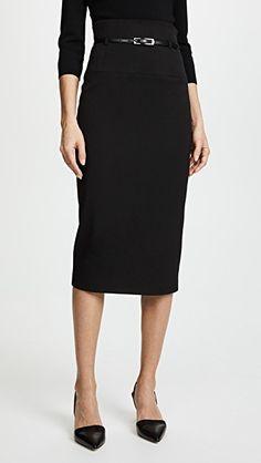 13dbe81fec4 Black Halo High Waisted Pencil Skirt Pencil Skirt Black