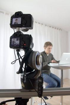 DitoGear™ OmniSlider + DS2000 on a shoot with Patryk Kizny
