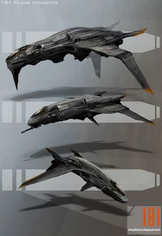 plane concepts by Joas Kleine