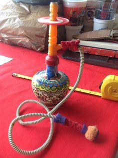 Antique Turkish Nargile (Shisha/Hookah/WaterPipe/Bong) Hand Made