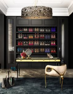 Dreamy Closet for your Luxury House