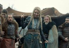 Skade, another great character from The Last Kingdom : WhatWouldYouBuild The Last Kingdom Series, Uhtred Of Bebbanburg, Vikings Tv Series, Shield Maiden, Aesthetic People, Brunette To Blonde, How To Train Your Dragon, Clothing Co, Nice Tops