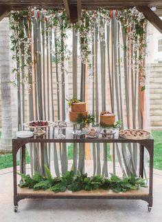 Ombre Tangerine Brunch inspired Bridal Shower - Inspired By This www.MadamPaloozaEmporium.com www.facebook.com/MadamPalooza