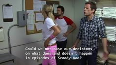 all decisions should be based on scooby doo