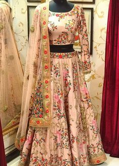Beautiful Jo Mansori Lehenga.