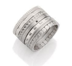 Antonio Bernardo ring.