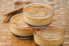 Flan of the islands with the coconut My Recipes, Mexican Food Recipes, Sweet Recipes, Cooking Recipes, Favorite Recipes, Mini Cakes, Cupcake Cakes, Easy Desserts, Dessert Recipes