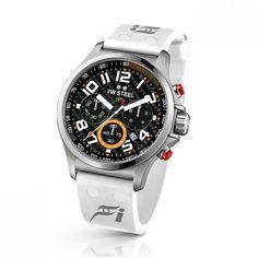 7e612487433 TW Steel TW428 Sahara Force India F1 watch 45 mm Men s Accessories