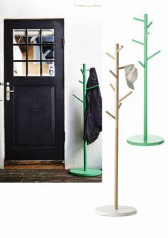 Belle allure pour ce portemanteau - Nouveautés Ikea PS : allez-vous craquer ? - CôtéMaison.fr
