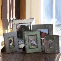 Tin Star Furniture is a family owned Home Furniture and Bedding store located in Denison, TX. Picture Frame Sets, Wooden Picture Frames, Wooden Frames, Park Hill Collection, Primitive Pictures, Distressed Frames, Old Doors, Diy Frame, Farmhouse Decor