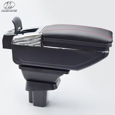 For SUZUKI SX4 armrest box central Store content box with cup holder ashtray decoration products accessories 2006-2013