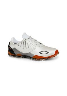 Oakley Men's golf shoes - Carbon Pro 2 in Ivory