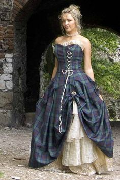 celtic wedding dress | Celtic Wedding Dresses Are Available In A Variety Of Styles And Colors ...