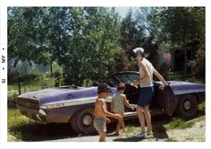 Get the kids strapped into the back seat of the Hemi convertible because we're taking the dirt roads today!to be 1970 again. 70s Muscle Cars, American Muscle Cars, Convertible, 2011 Dodge Challenger, Plymouth Superbird, Dodge Chrysler, Mopar, Monster Trucks, Car Photos