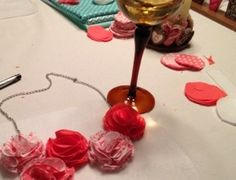 Wine and Crafting!
