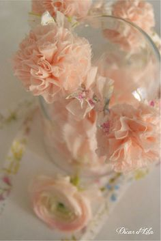 Oscar et Lila Moodboard Fleurs Style Shabby Chic, Shades Of Peach, Peach Trees, Just Peachy, The Most Beautiful Girl, Pink And Gold, Glass Vase, Creations, Ballon