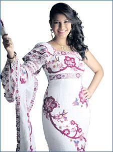 vestido estilizado panameño - Buscar con Google