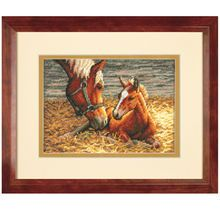 Dimensions Counted Cross Stitch Kit, Good Morning