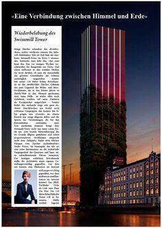Zurich, Switzerland, Skyscraper, Building, Room, Social Media, Bedroom, Skyscrapers, Buildings