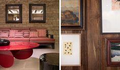 Christophe Tollemer Interior Design : Accueil > Réalisations > Résidences > Chalet Louise
