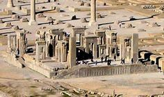 Persepolis (Parsa)  The Palace in Ester