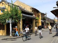 Hoi An's Ancient Streets, Vietnam
