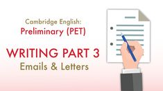 Writing the Perfect Email for Preliminary (PET)⎪KSE Academy (Granada) Cambridge Pet, Cambridge Exams, Cambridge English, English Test, 100 Words, Hip Workout, Teaching English, Granada, Study