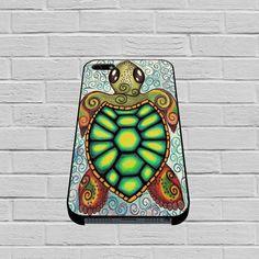 Baby Turtle Under The Sea Art case of iPhone case,Samsung Galaxy #case #phonecase #hardcase #iPhone6case