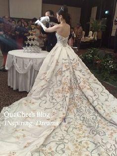 best wedding gown (originally seen by @Mistiotl874 )
