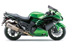 Kawasaki ZZR 1400 Sport Performance