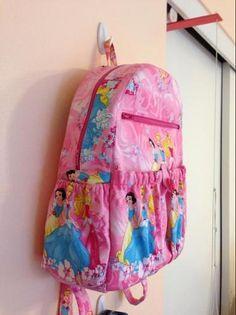 Cute backpack!