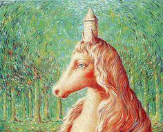 The fine idea, 1964 Rene Magritte