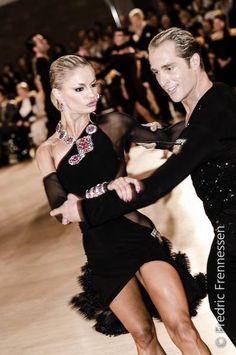 Facial expression, Riccardo and Yulia #dancesport | #latin | #ballroom|