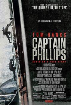 Capitán Phillips - Captain Phillips (2013) | Tensión al máximo nivel... En 2009 un carguero con bandera estadounidense se disponía a cruzar las peligrosas aguas...