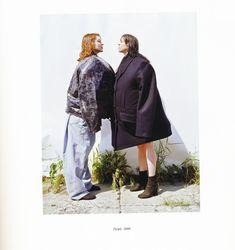 "Scans from Mark Borthwick ""Not in fashion"". Rizzoli USA, NY: 2009, edited by Martynka Wawryzniak."
