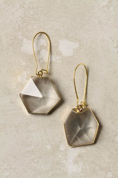 I love these from Anthropologie