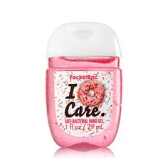 Mini Antibactérien I Donut Care Bath and Body Works