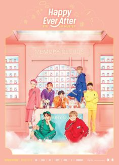 'Bangtan Boys (BTS) Muster Happy Ever After' iPhone Case by ikpopstore Namjoon, Taehyung, Jimin Jungkook, Bts Bangtan Boy, Bts Boys, Foto Bts, Bts Photo, Fanfiction Bts, K Pop