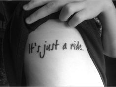 40 Exciting Tattoo Quotes For Girls - SloDive