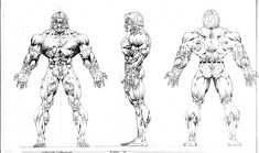X-Men Sabertooth Action Figure Design-Artist: Bart Sears (Penciller) Why wasn't toy this made?!!! 😭 #∆∆shani