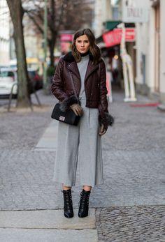 Street Style Berlin Fashion Week Januar 2016