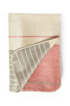 Made from Peruvian Alpacas fibers, the blankets are luxuriously soft and warm; making them must have accessories for those dilly nights indoors.   TERRACOTTA ALPACA THROW by Shupaca $115.00
