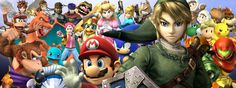 Nintendo will be airing the debut trailer for the next generation Super Smash Bros. Super Smash Bros Melee, Super Smash Bros Brawl, Video Game Reviews, Wii U, Nintendo Games, Video Games, Retro, Goodies, Gaming