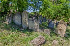 Židovský hřbitov Skalica